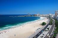 Praia de Copacabana Boat Trip RJ