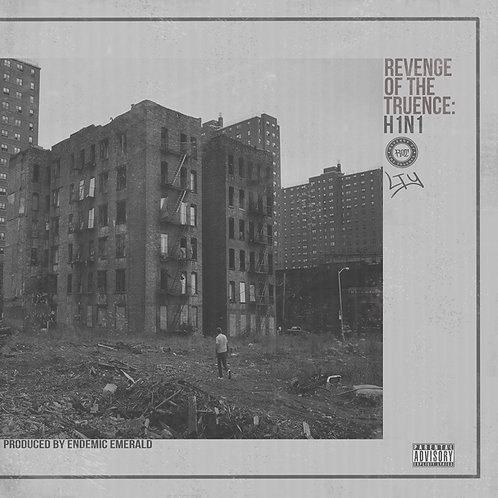 "Revenge of the Truence - H1N1 12"" Vinyl"