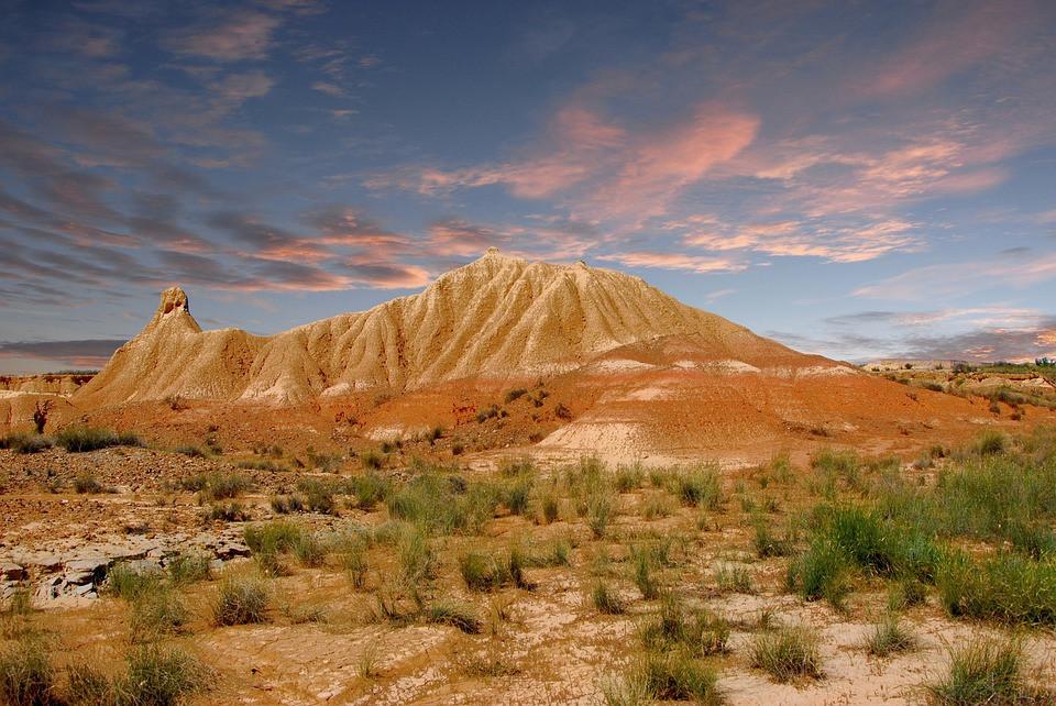 desert des bardenas