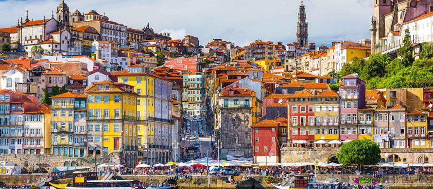 La Corogne - Porto