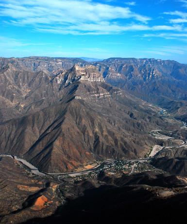 Canyon du Gallego