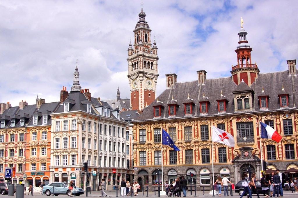Lille - Caen
