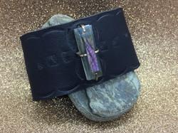 Orangy/Pink Labradorite Bracelet
