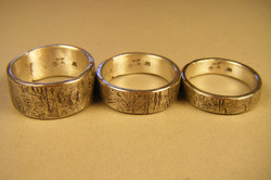 10, 7 & 4 mm bands