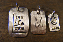 Silver Tags
