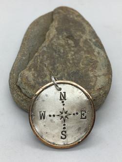 Compass Pendant