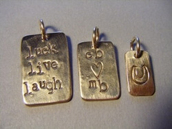 Gold-Fill Tags