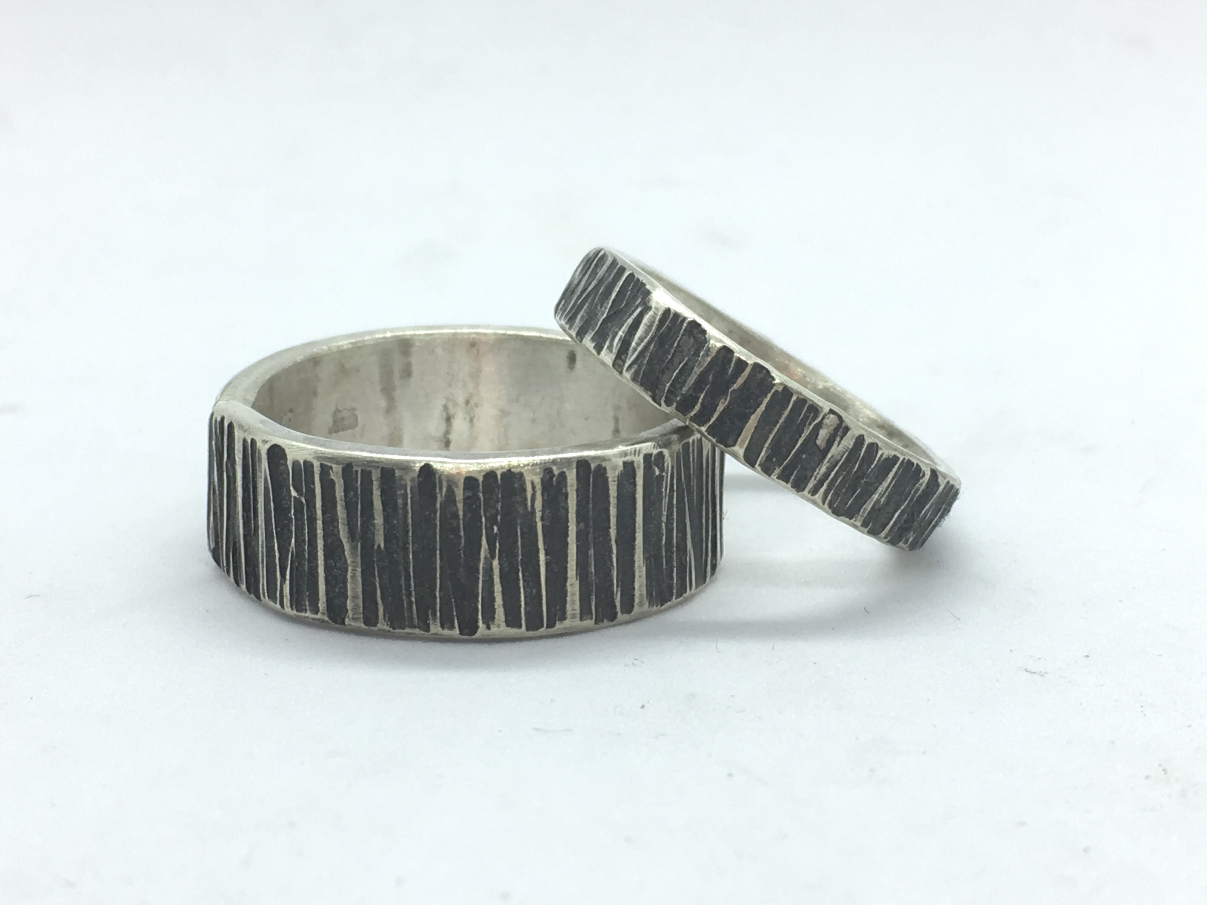 "5 & 10mm ""Bark"" Bands"