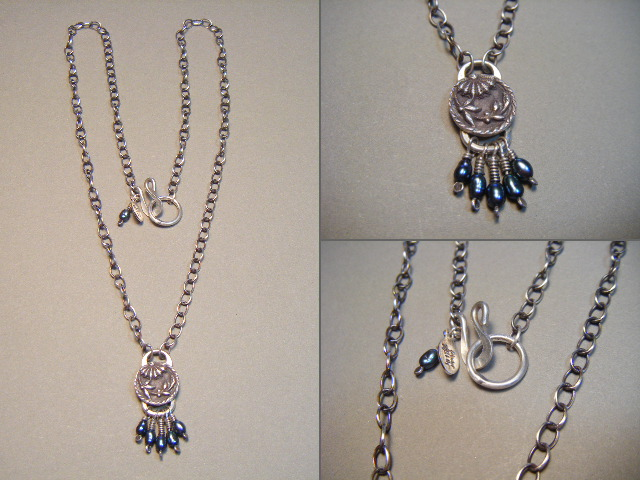 Orient Necklace #b11