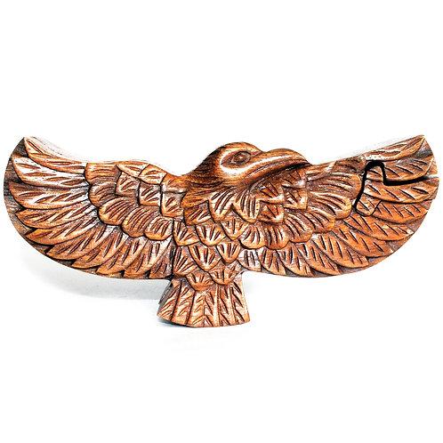 Bali Magic Box -Spread Eagle