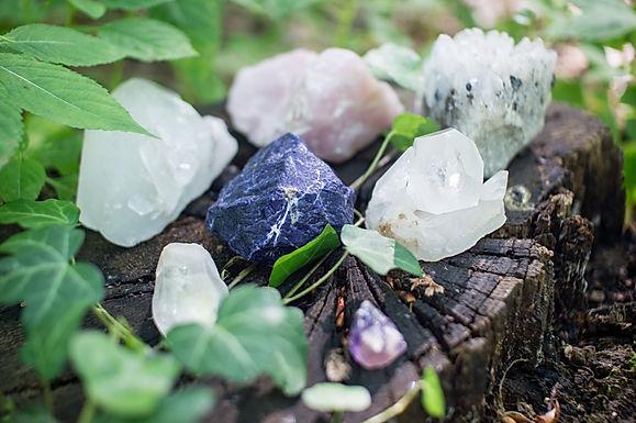 Crystals, Minerals & Gemstones