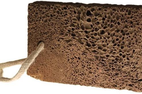 Volcanic Foot Stone -Square Soap Shape