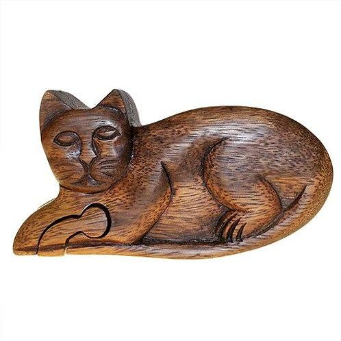 Bali Magic Box - Cat