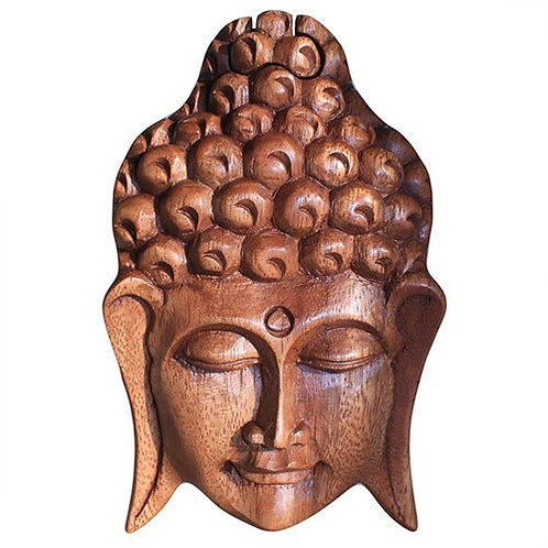 Bali Magic Box - Buddha Head