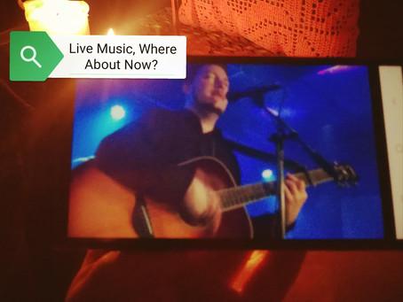 Juurista Latvoille online idealab 14. huhtikuuta! - Live Music, Where About Now?