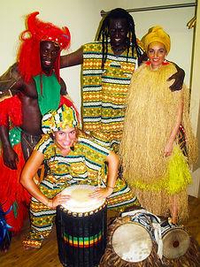 Afro rendezvény