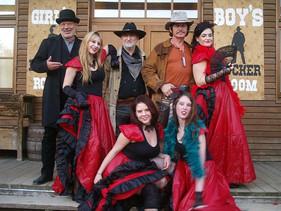 Western rendezvény
