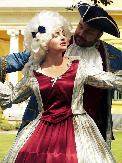 Barokk előadás