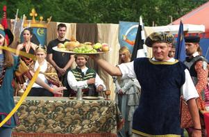 Középkori catering