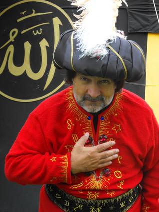 Arab jelmezes