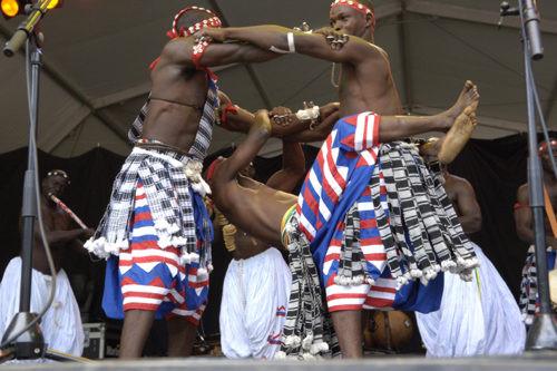 Afrikai rendezvény