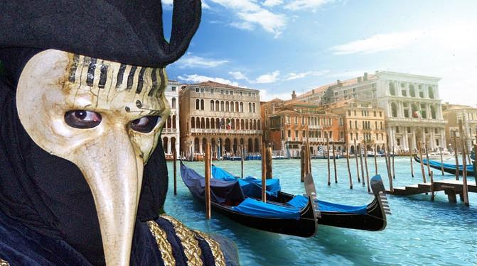 Velencei karnevál műsor