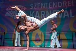 Capoeira műsor