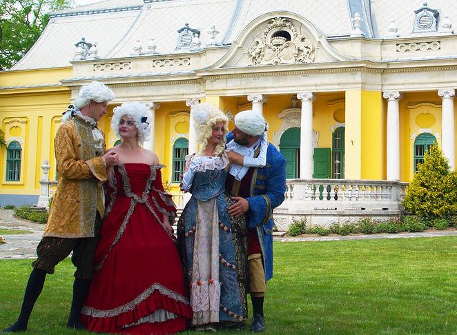 Barokk rendezvény