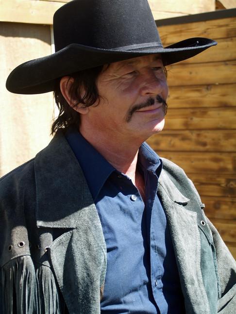 Western jelmezes szereplők