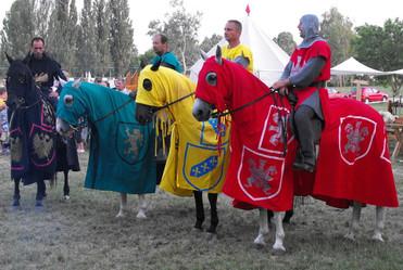 Középkori rendezvény