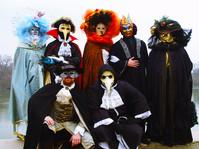 Velencei karnevál rendezvény