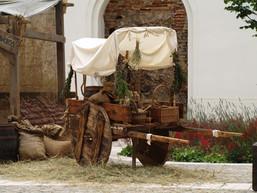 Középkori dekoráció