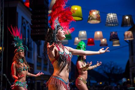 Szamba karnevál
