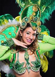 Brazil táncos