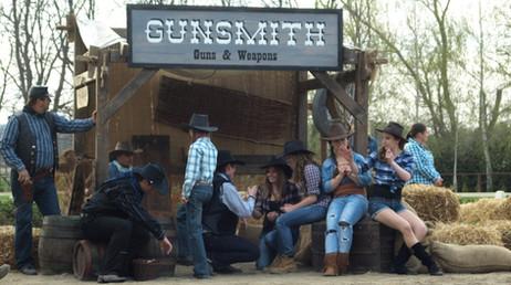 Western életkép