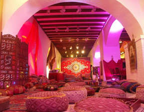 Arab dekoráció