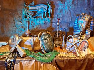 Egyiptomi dekoráció