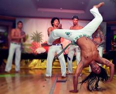 Brazil capoeira műsor