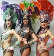 Szamba táncosnől