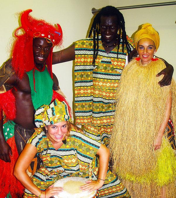 Afrikai redezvény