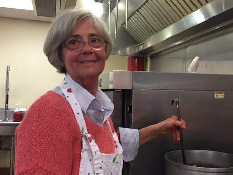 Coordinating Meals & Providing Hope