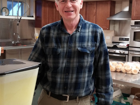 Volunteer Reflects on 24 Years of Service