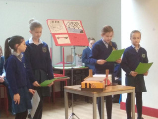 Fourth Class Assembly - 22nd November