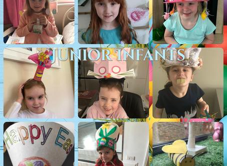 Easter Bonnets and Crafts - Junior and Senior Infants