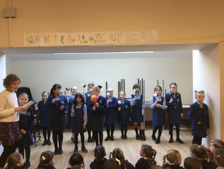 Second Class Assembly - 5th April 2019
