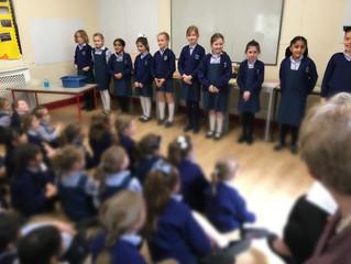 2nd Class Assembly - 25 April 2018