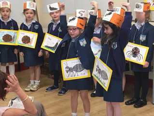 Junior Infants Assembly - 23 May 2018