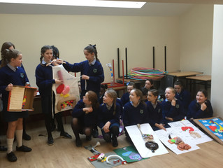 The Digestive System by 5th class - 8th February 2019