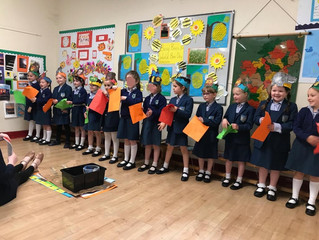 Senior Infants Assembly - 24th May 2019