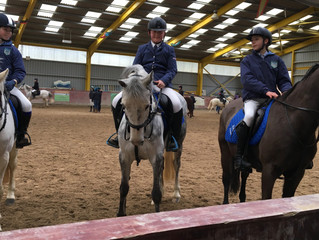 Interschools Showjumping - 5 March 2017
